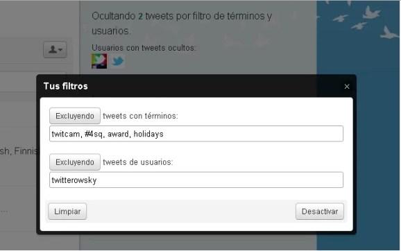Extensiones para mejorar Twitter