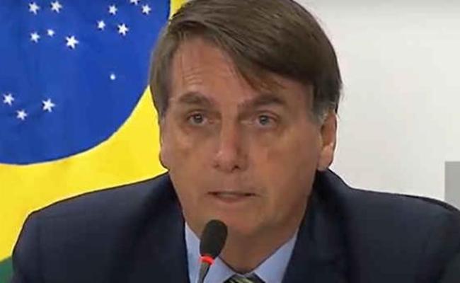 Veja Vídeo Da Reunião De Bolsonaro E Seus Ministros Em 22