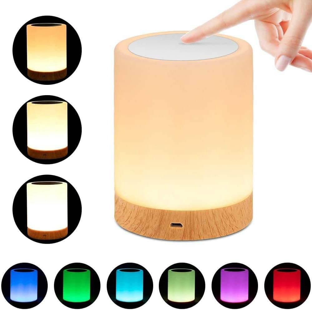 lampe de chevet tactile pour enfants