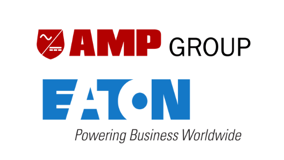 AMP Group Are Approved As An Eaton Power Partner