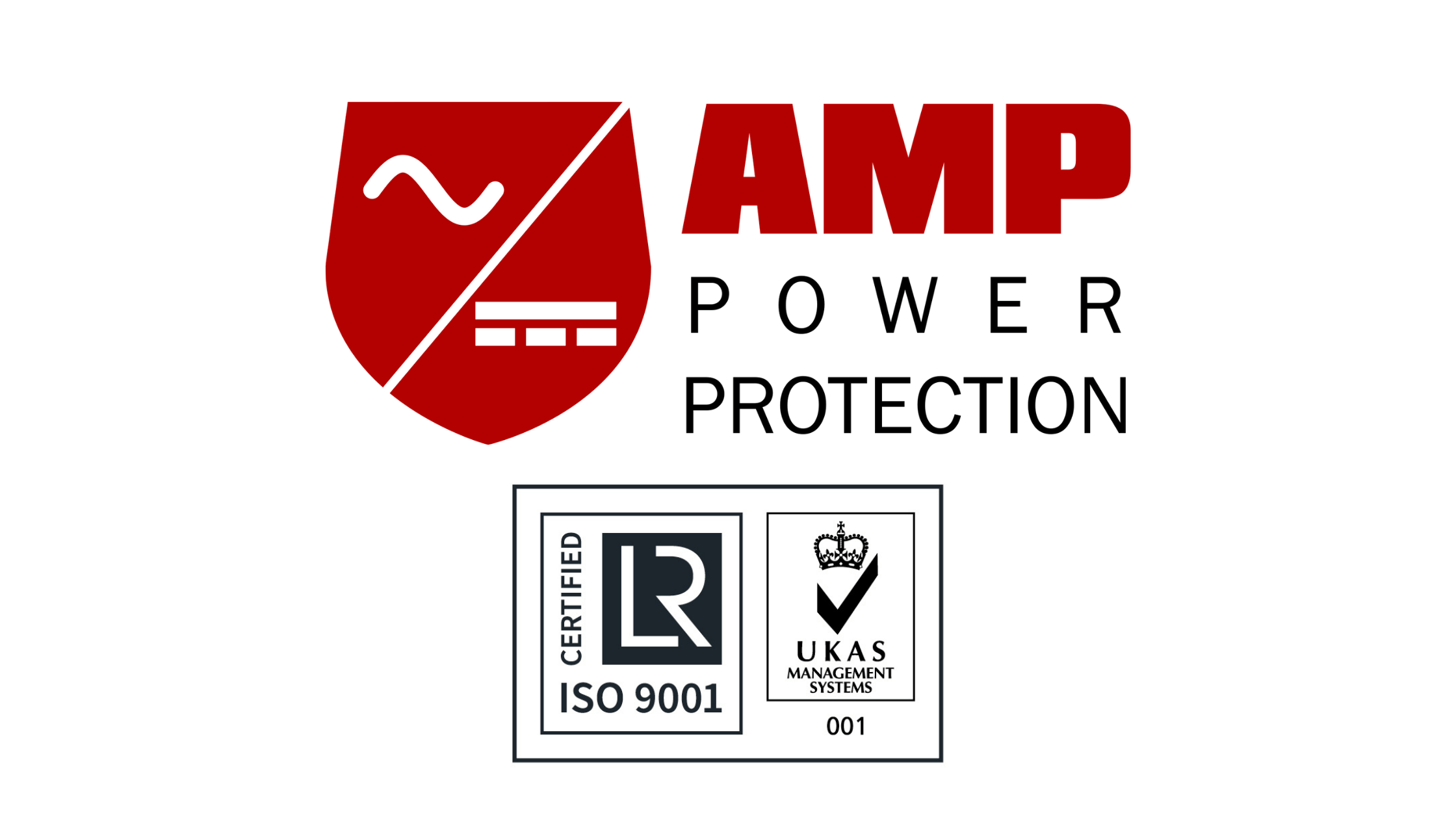 AMP Power Protection Achieve ISO 9001 Approval With Lloyds Register