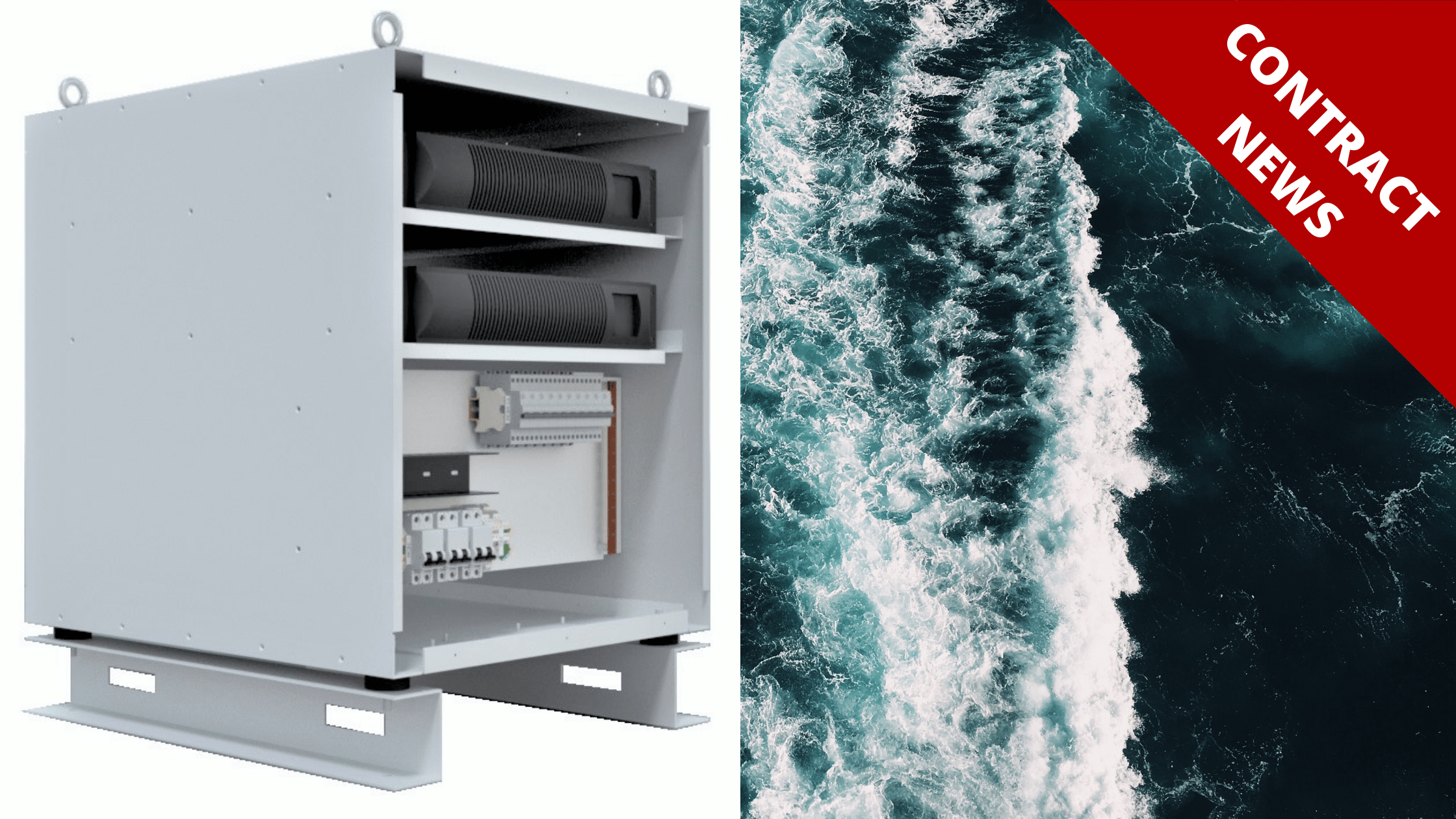 AMP Win Marine UPS Contract With Major Multinational