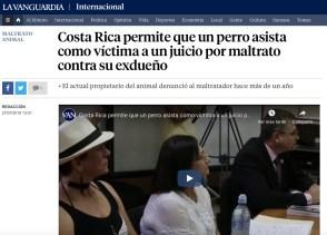 Campeón- La Vanguardia