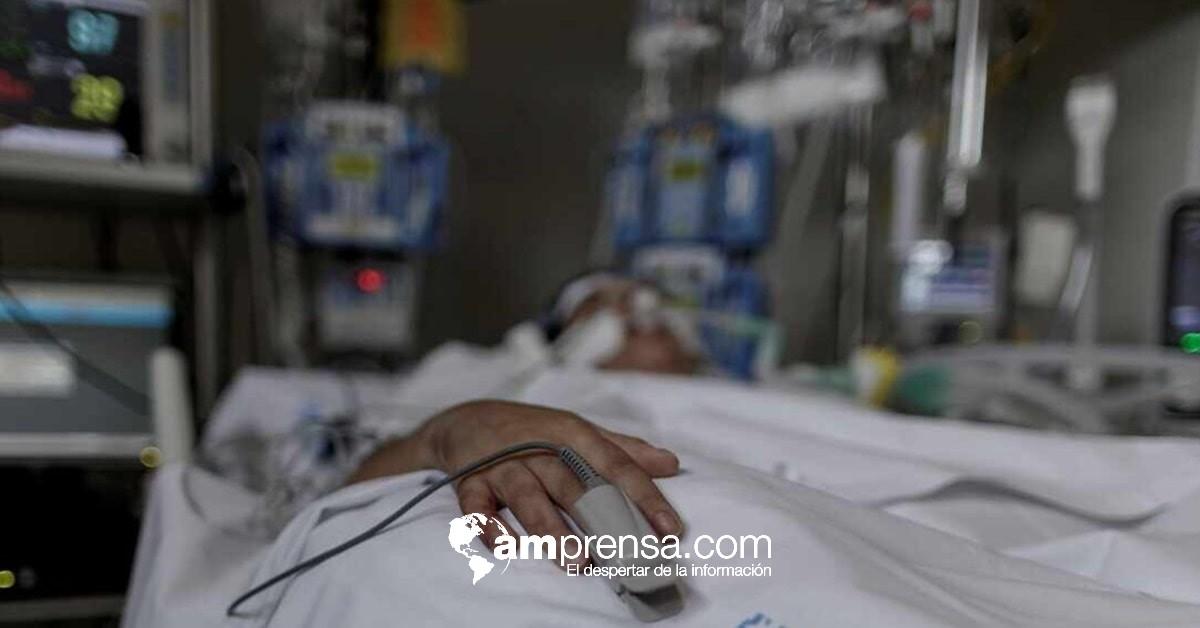 Víctima de Covid-19 llegó en shock al hospital