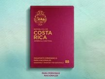 Pasaporte para nacionales (de emergencia)