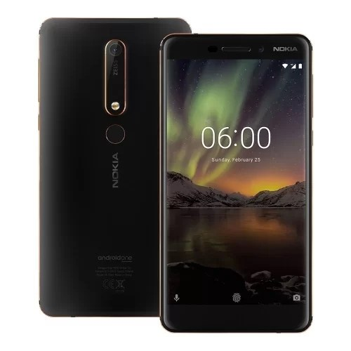 Nokia 6.1 On Zero Down Payment