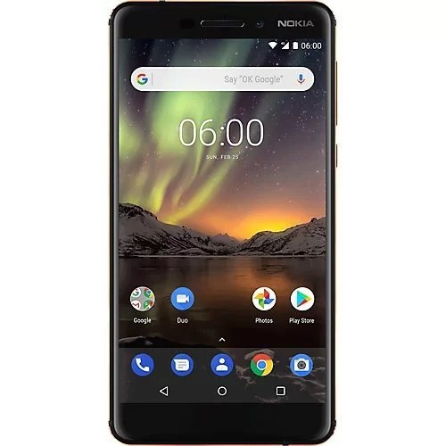 Buy Nokia 6.1 On Low Cost EMI (4GB 64GB)