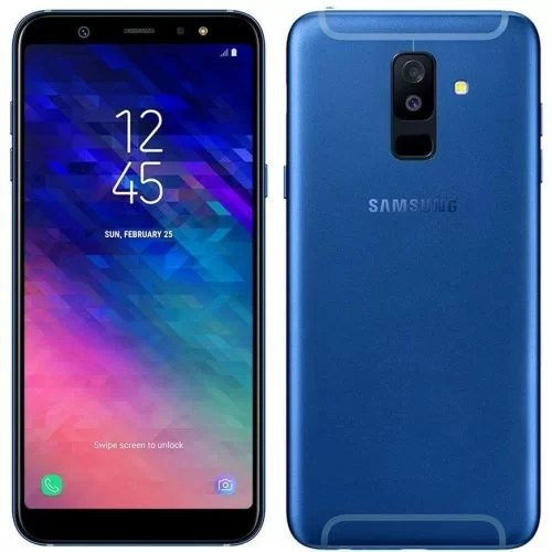 Samsung Galaxy A6 Plus 64GB on EMI