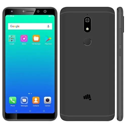 Micromax Canvas Infinity Pro On EMI