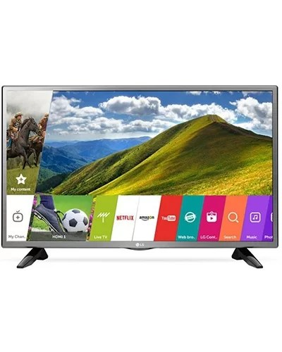 LG 32 inch HD Ready LED Smart TV 32LJ573D on emi without card