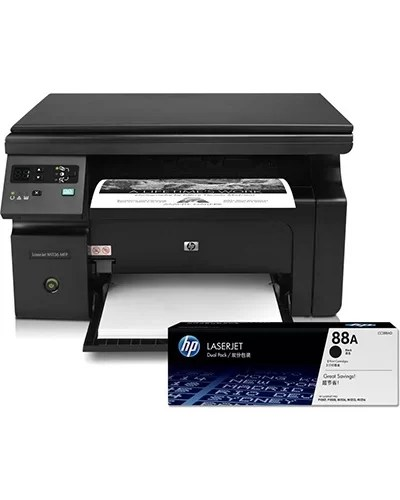 HP 319 Ink Tank Printer on EMI