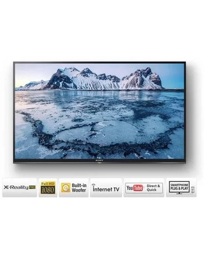 Sony 32 inches Full HD LED Smart TV on EMI