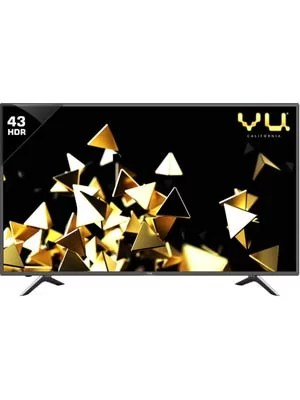 VU 43 inch Full HD LED TV On Zero Down Payment