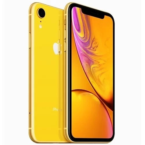 Apple-iPhone-XR-Yellow