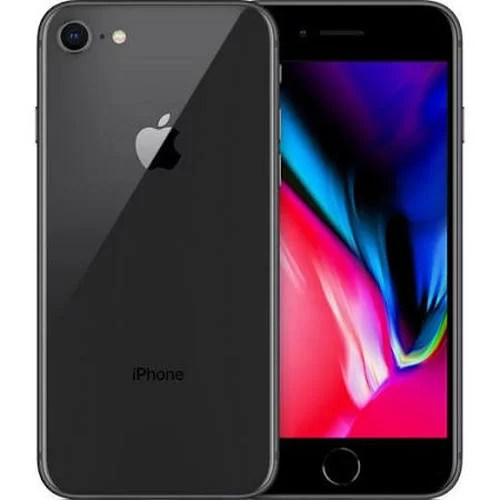 Apple iPhone 8 On Finance-256gb grey