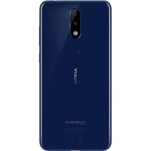 Nokia 5.1 Plus 3gb 32gb blue Mobile Price