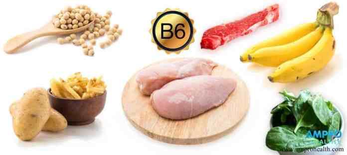 วิตามินบี 6 (Vitamin B6 – Pyridoxine) สำคัญอย่างไร