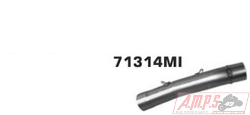 RACCORDS BAS ACIER INOX YAMAHA YZF R6'05 RIC.ORIGINALE