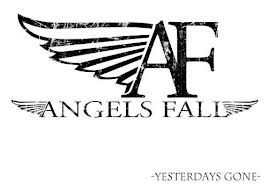 ANGELS FALL ALBUM COVER