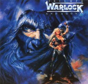 Classic Albums: Warlock - Triumph And Agony | Amps and Green Screens