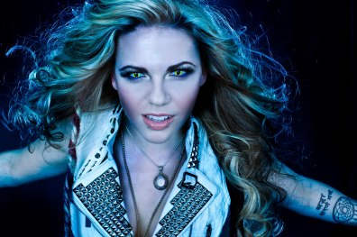 KOBRA PAIGE CHATS WITH AMPS AND GREEN SCREENS