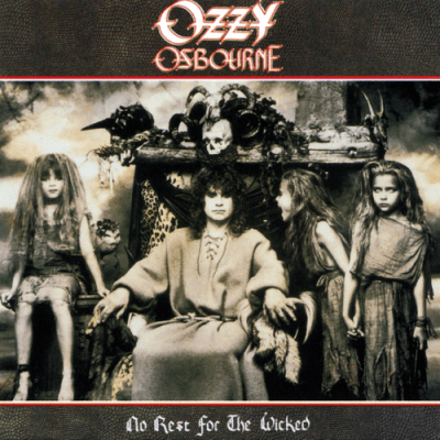 Ozzy Osbourne - No Rest For the Wicked | Classic Albums: Amps and Green Screens