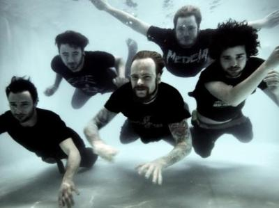 Interview with Robin Stap from The Ocean - band photo | Amps and Green Screens