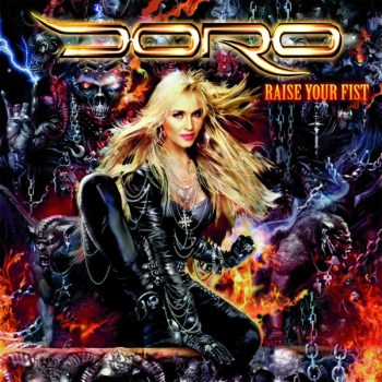 doro2012v album cover
