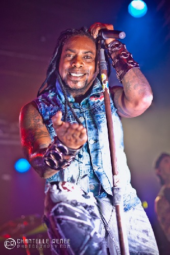 Sevendust at Trees - DTX