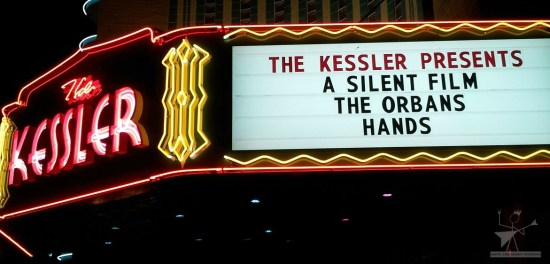 A Silent Film : The Kessler 11-3 |  Dallas, Texas - Amps and Green Screens