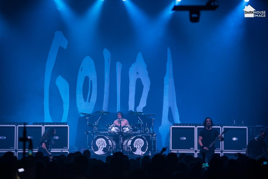 "Slayer/Gojira/4ARM: Demolishing Big ""D"" - South Side Ballroom - Dallas, TX 11/13/13"