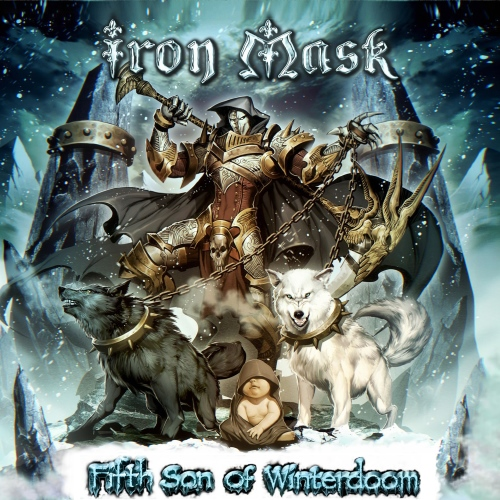IRON MASK-FIFTH SON SMALL