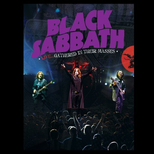 BLACK SABBATH GATHERED IN MASSES