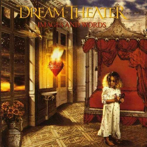 DREAM THEATER IMAGES COVER