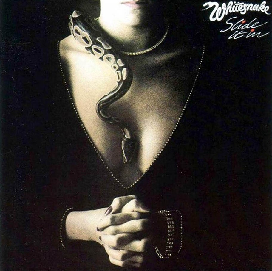 Classic Albums: Whitesnake - Slide It In - Amps and Green ...