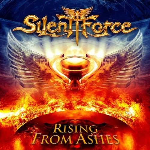 SILENT FORCE COVER