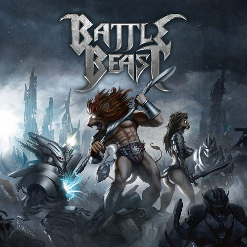 Battle Beast - Battle Beast - Artwork