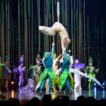 Cirque Du Soleil Wows The Masses In Frisco! – Dr. Pepper Arena  2/19/14
