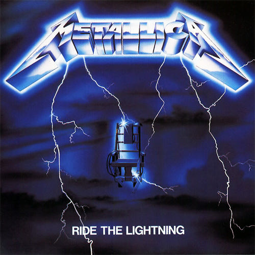 METALLICA LIGHTNING COVER