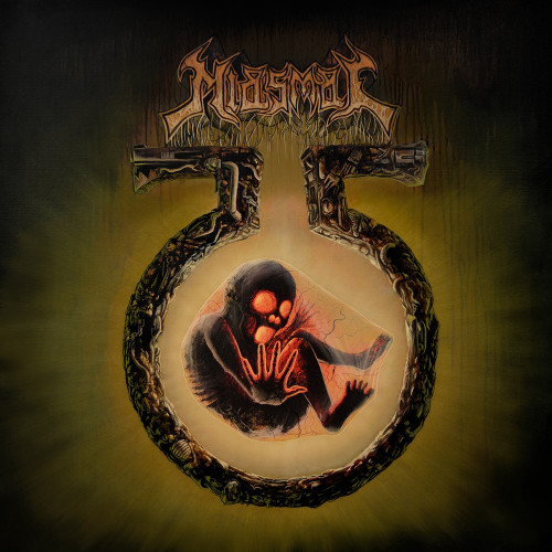 MIASMAL ALBUM COVER