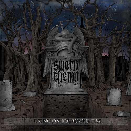 SWORN ENEMY COVER