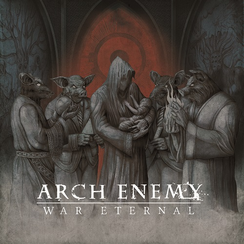 ARCH ENEMY CD 2014
