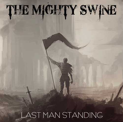 THE MIGHTY SWINE COVER