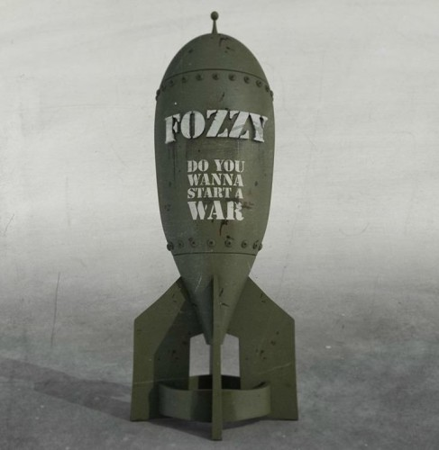 FOZZY ALBUM COVER