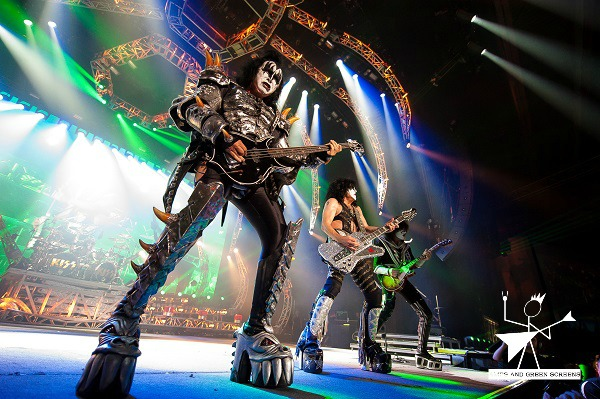 KISS & Kobra And The Lotus: Hotter Than Hell In Dallas!! - 7/13/14