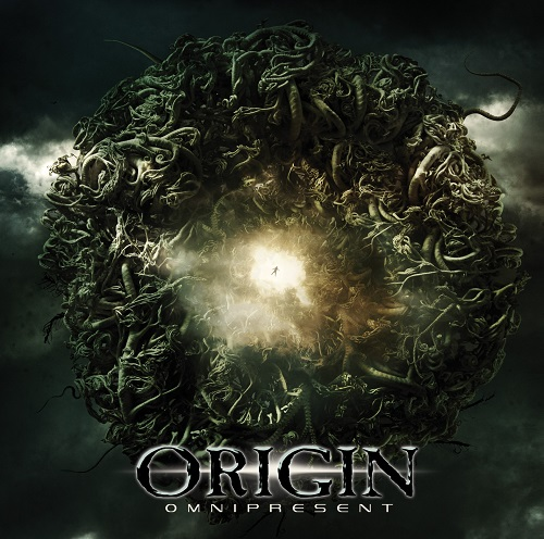 Origin - Omnipresent - Artwork