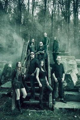 ELUVEITIE BAND 1