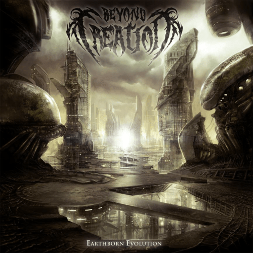 BEYOND CREATION CD COVER