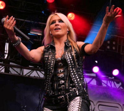 DORO LIVE AWESOMENESS!