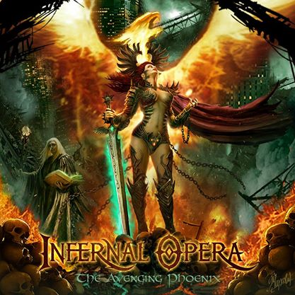 INFERNAL OPERA CD COVER 2014